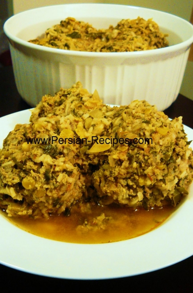 Rice meatballs photo 3