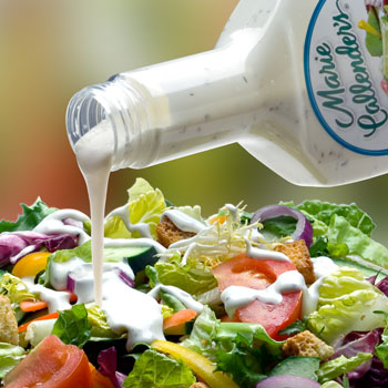 Salad dressing photo 1