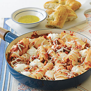 Skillet lasagna photo 1