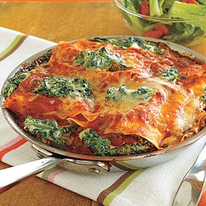 Skillet lasagna photo 3
