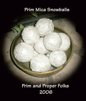Snow balls photo 1