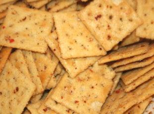 Spicy crackers photo 1