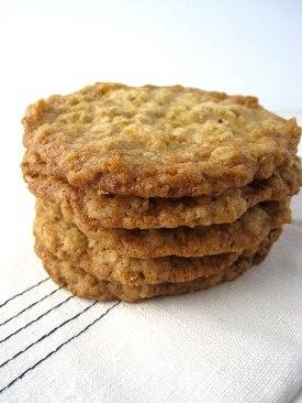 Sugar-free oatmeal cookies photo 2