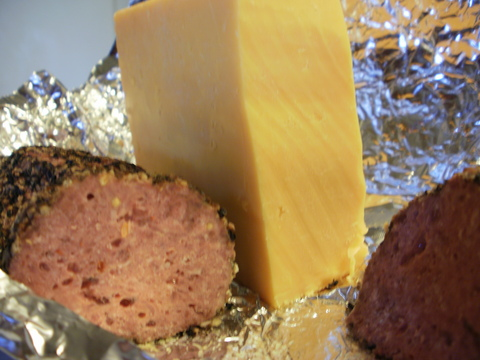 Summer sausage photo 1