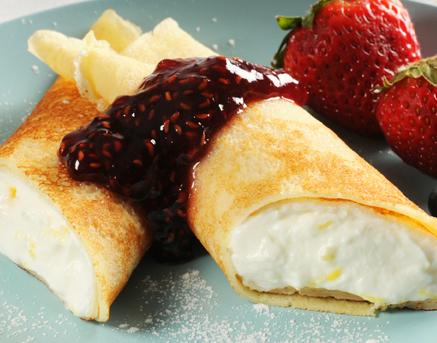 Swedish pancakes photo 2