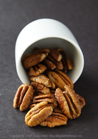 Toasted pecans photo 1