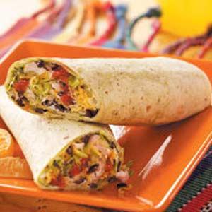 Tortilla roll-ups photo 3