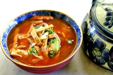 Tortilla soup photo 1
