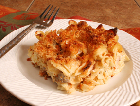 Tuna noodle casserole photo 2