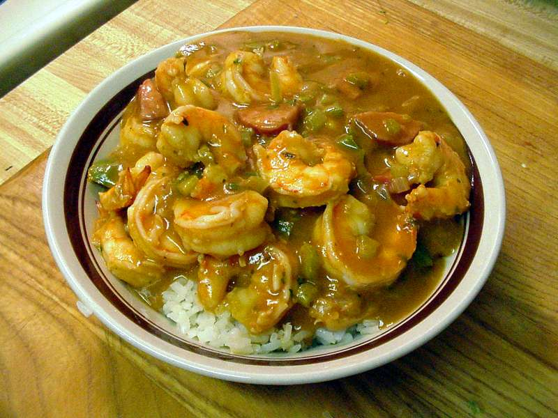 Shrimp gumbo photo 3