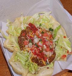 Taco salad photo 1