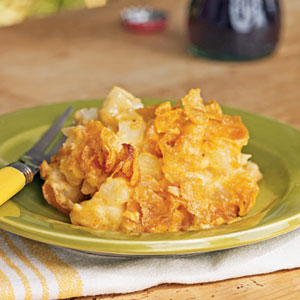 Hash brown potato casserole photo 1