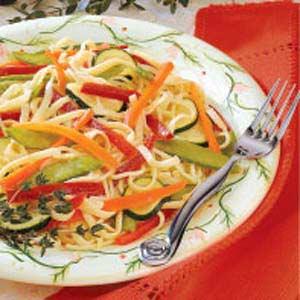 Linguine salad photo 3