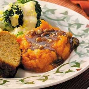 Praline sweet potatoes photo 2