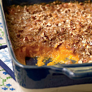 Sweet potato casserole photo 1