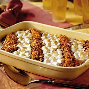 Sweet potato casserole photo 2