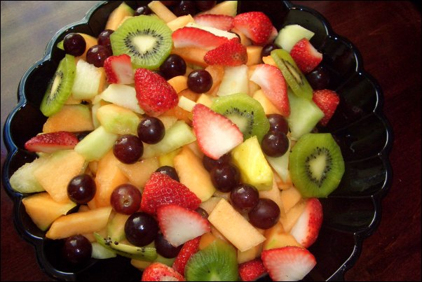 Fruit salad photo 1