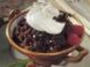Hot fudge pudding photo 2