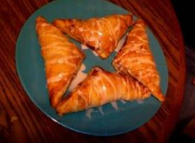 Pineapple turnover photo 3