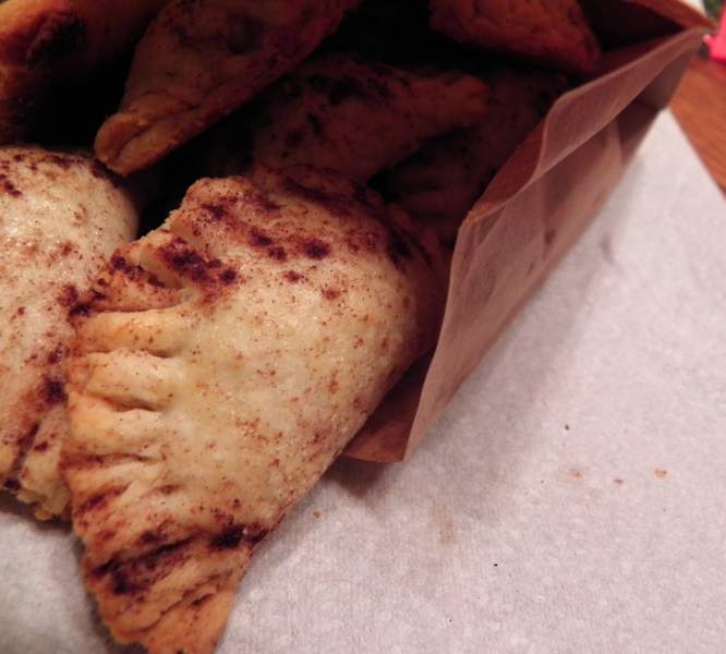 Pineapple turnover photo 1