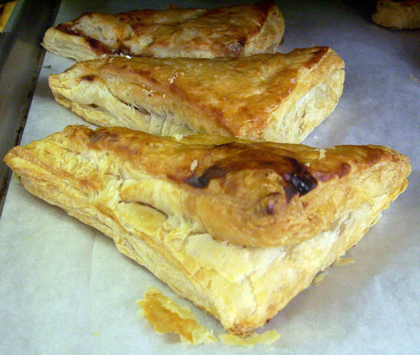 Pineapple turnover photo 2