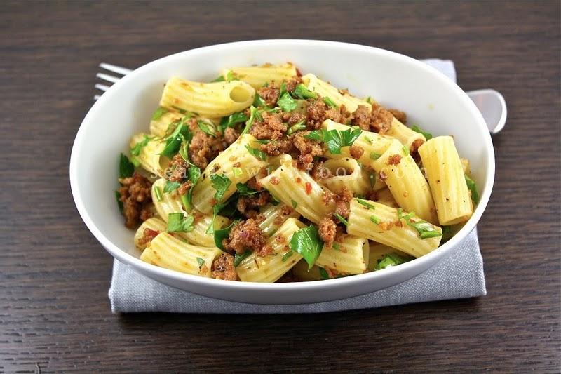 Sausage pasta photo 1