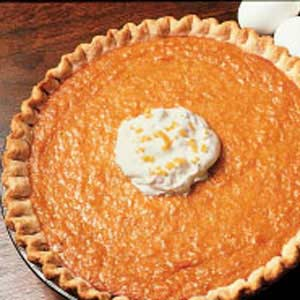 Sweet potato pie photo 2