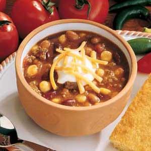 Bean soup photo 1