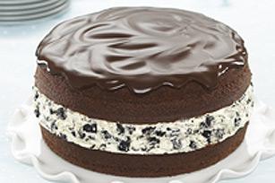 Chocolate covered cherry cake photo 3