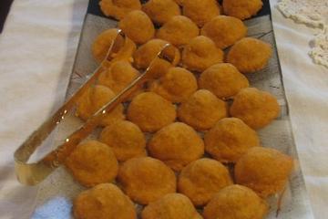 Italian cheese ball photo 2