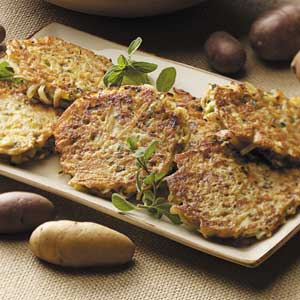 Potato patties photo 3