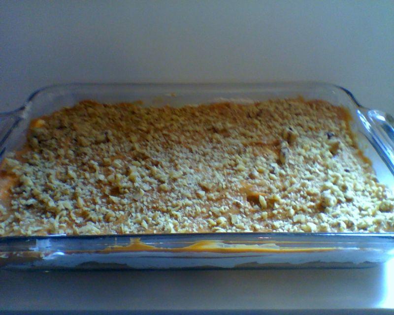 Butterscotch torte photo 3