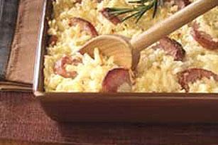Potato casserole photo 1