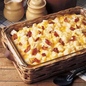 Potato casserole photo 2