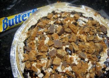 Butterfinger pie photo 1