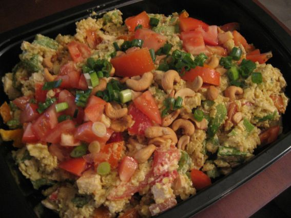Curry chicken salad photo 1