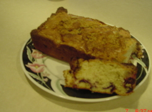 Plum bread photo 2