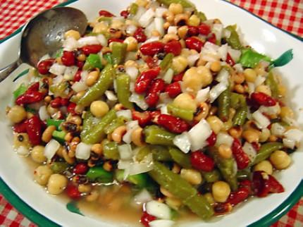 Bean salad photo 1
