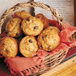 Bran muffins photo 2