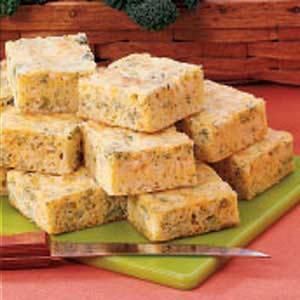 Broccoli cornbread photo 2
