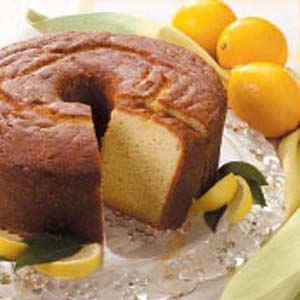 Buttermilk pound cake photo 3