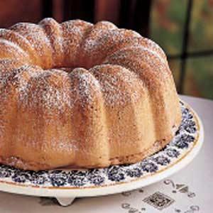 Buttermilk pound cake photo 1