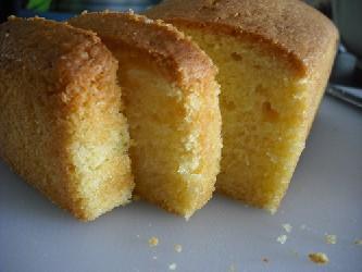 Buttermilk pound cake photo 2