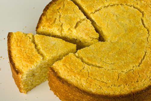 Cornbread pie photo 3