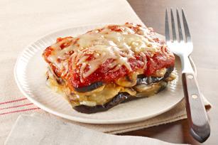Eggplant parmesan photo 3