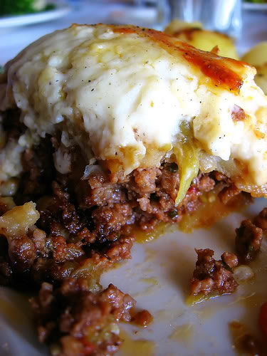 Greek moussaka photo 2