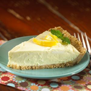 Lemon icebox pie photo 3