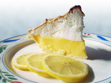 Lemon pie photo 2