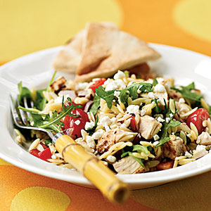 Orzo salad photo 3