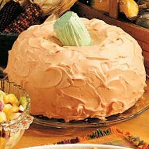 Pumpkin cake photo 1